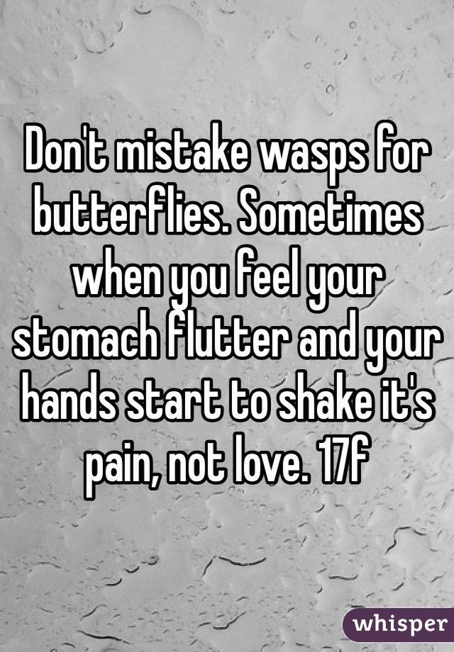 What makes your stomach flutter