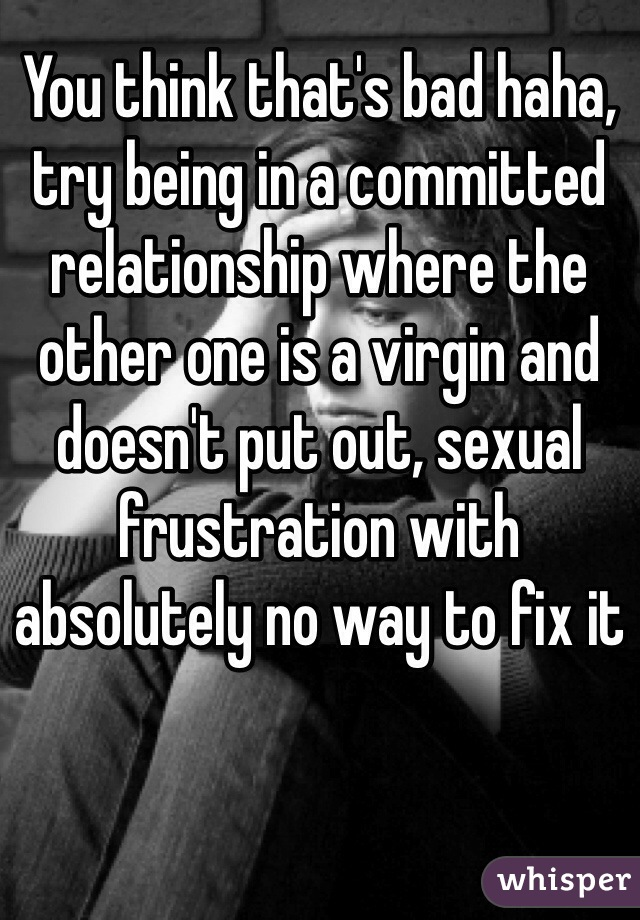 being in a committed relationship