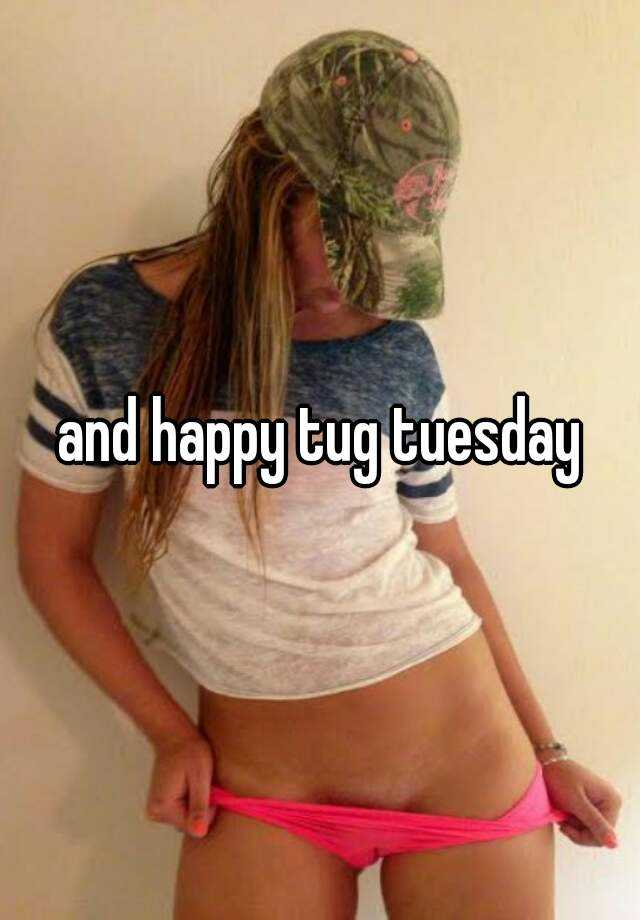 Happy tug