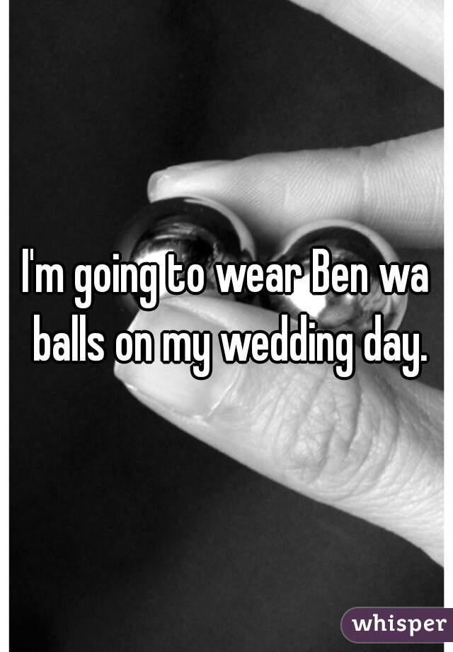 How to wear ben wa balls