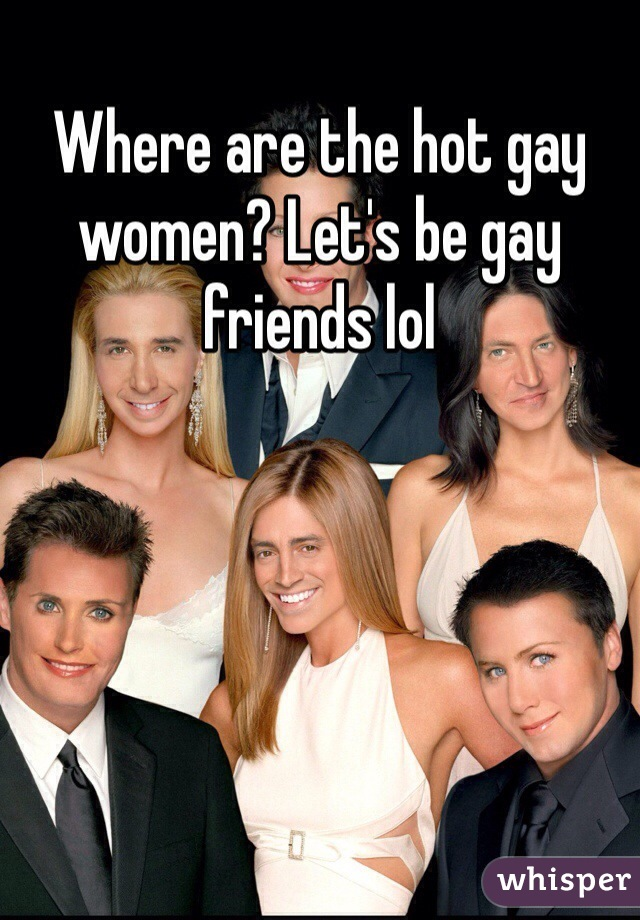 Where To Find Gay Friends