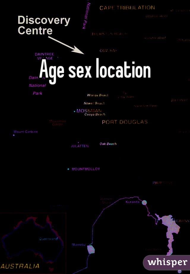 Age sex location