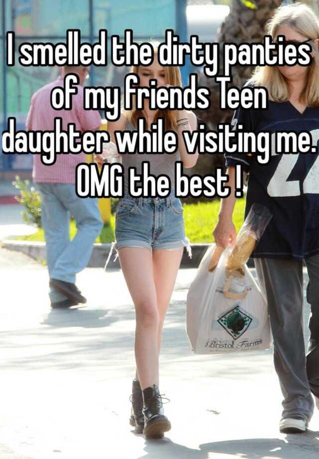My Dirty Teen Daughter