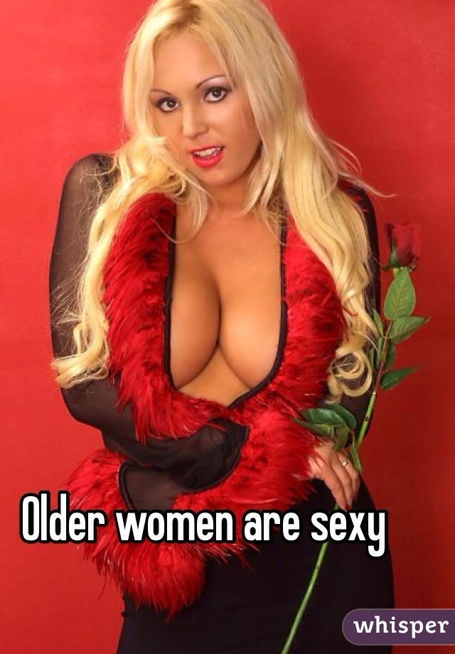 Older women sexy photos