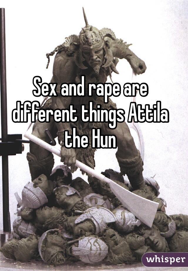 Attilla the hun sex site