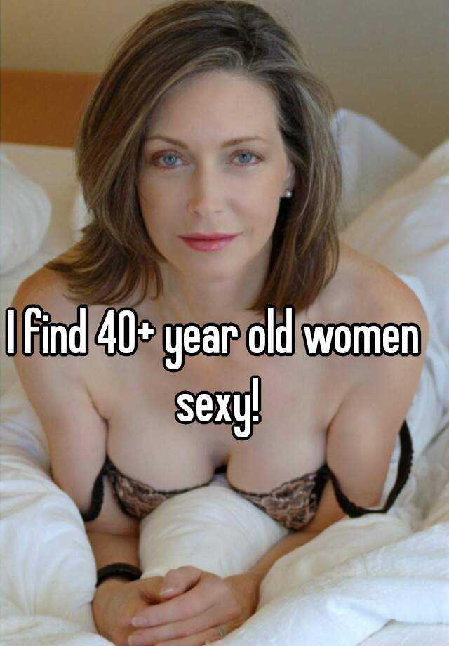 Sexy old women photos