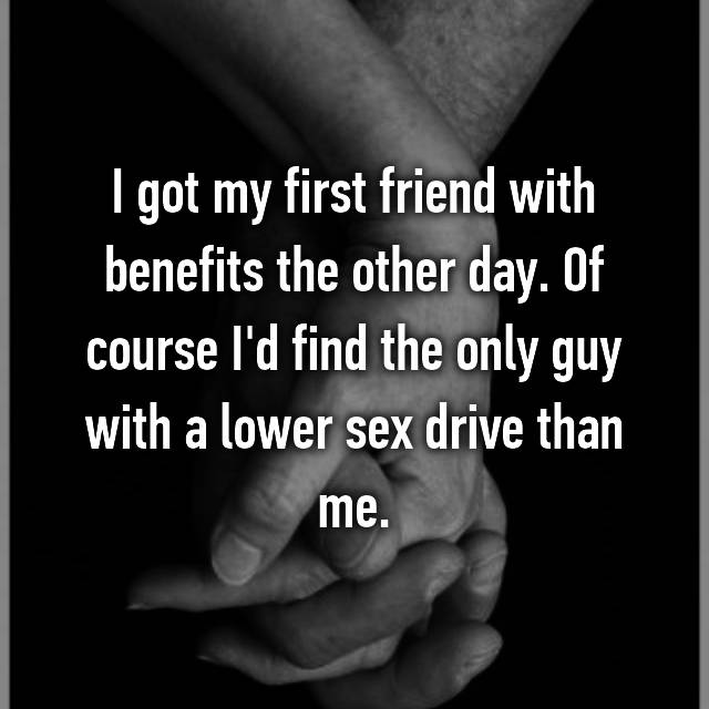 Friends with benefits or relationship