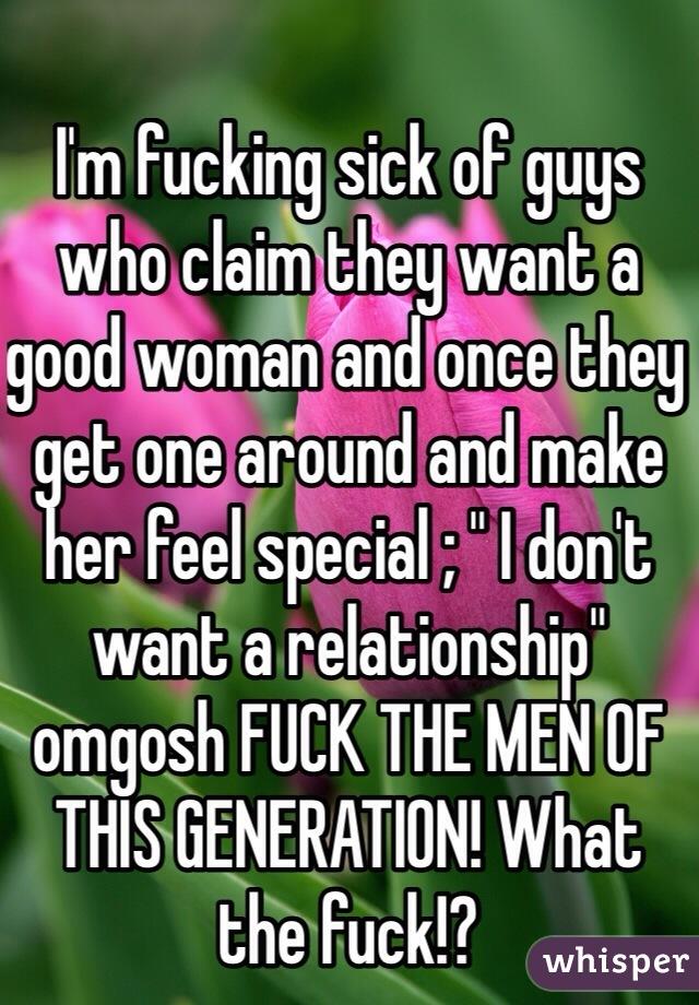 Fucking a good woman