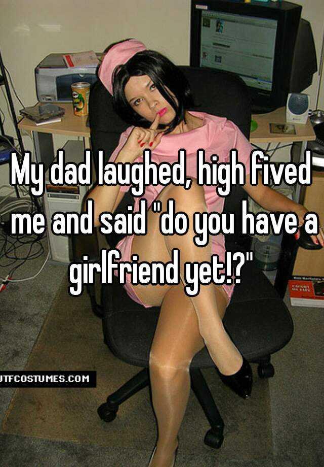 My Dads Ts Girlfriend