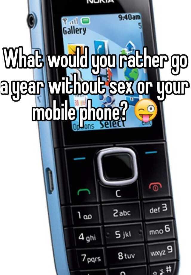 Go sex mobile