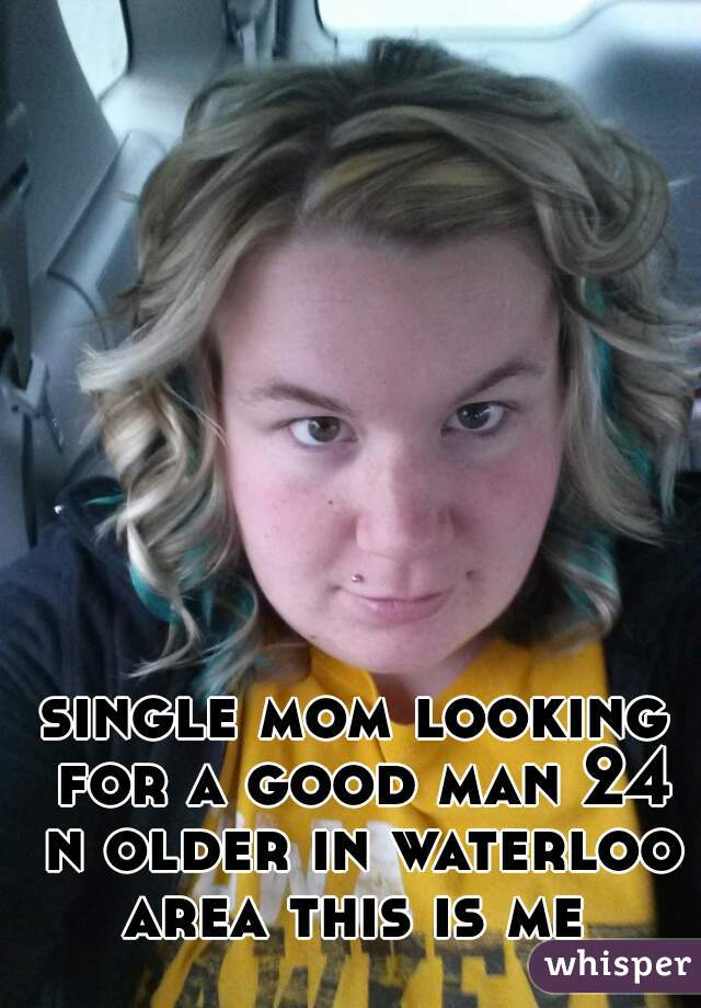 single mom looking for man