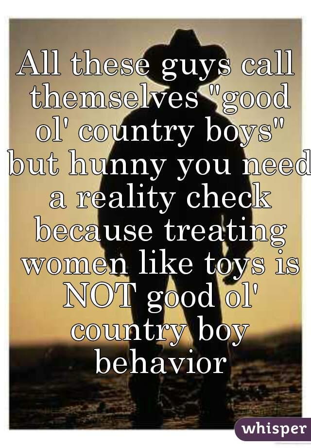Women need boy