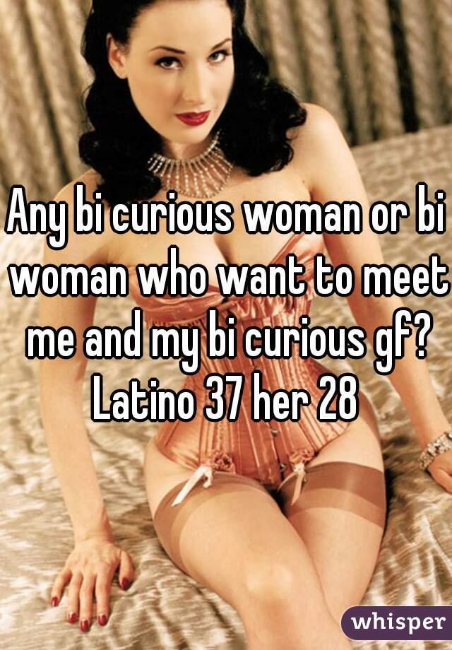 Bi curious female