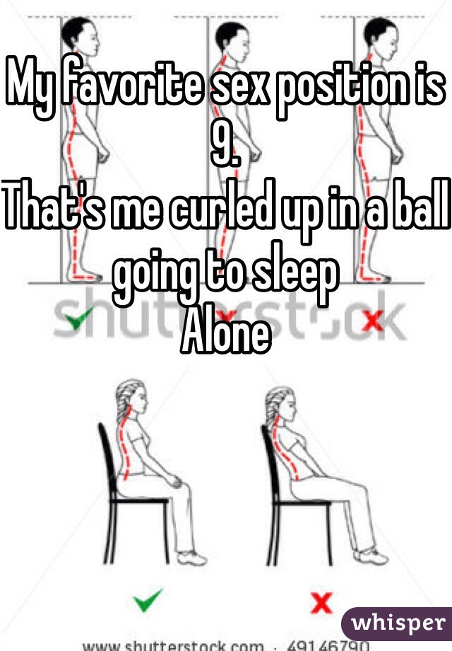 The best feeling sex positions