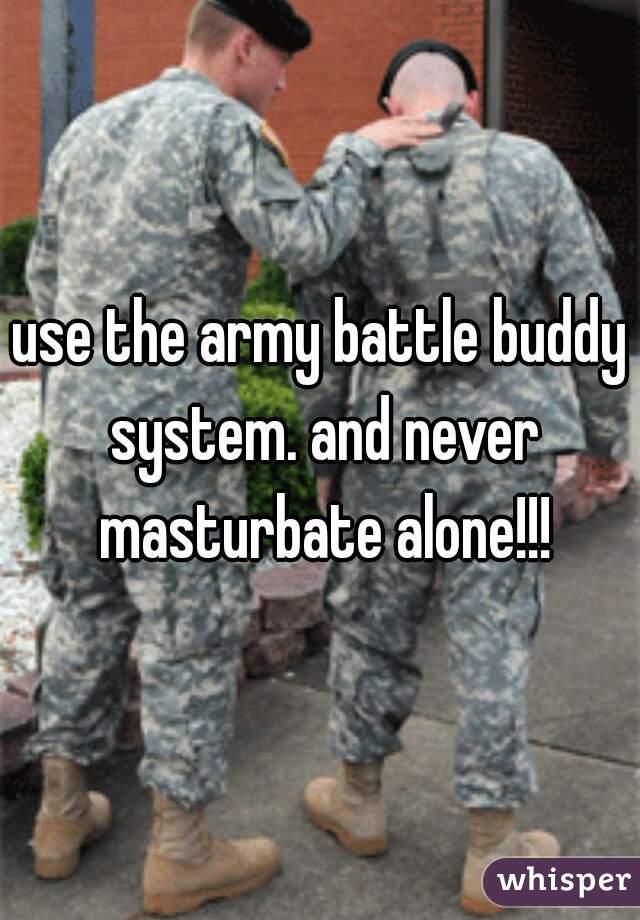 battle buddy system