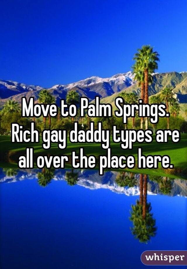 Rich gay daddy