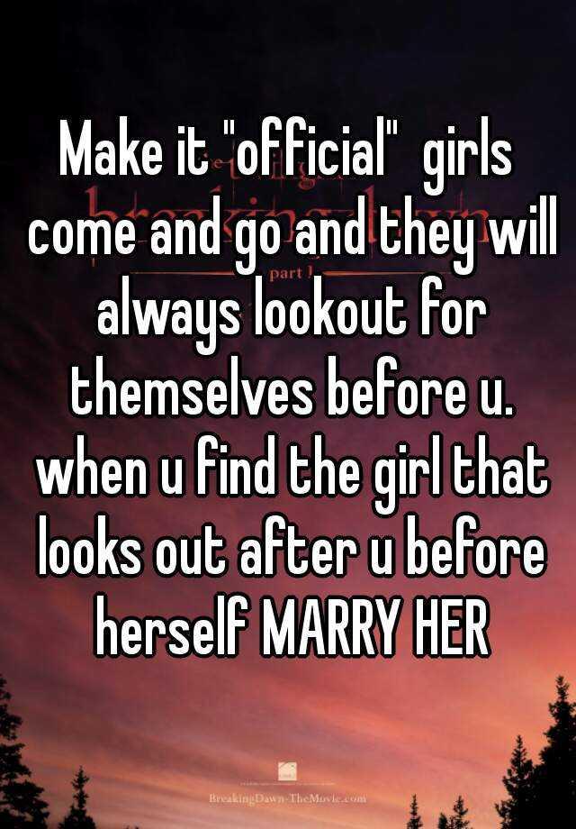 How do u make a girl come