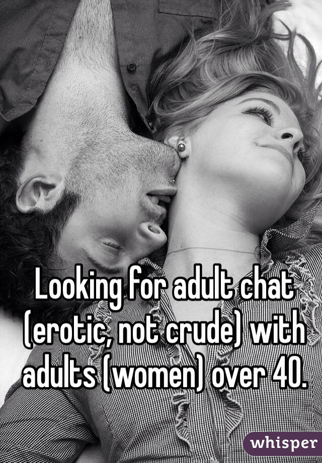 adult women chat