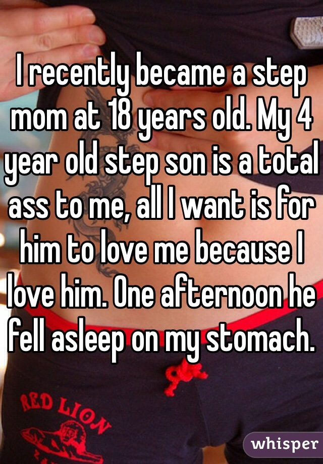 Step Mom Makes Son Fuck Her