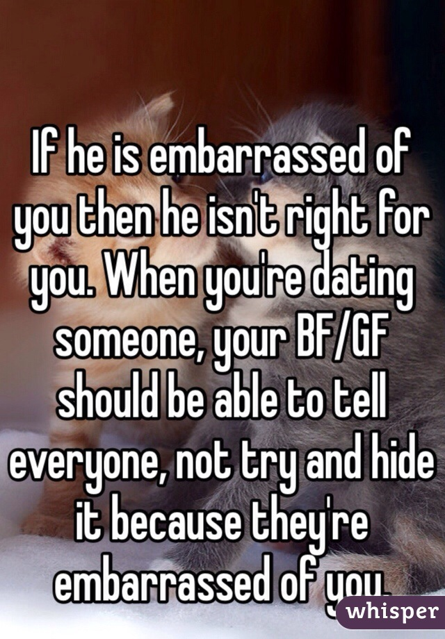 If youre dating someone is he your boyfriend