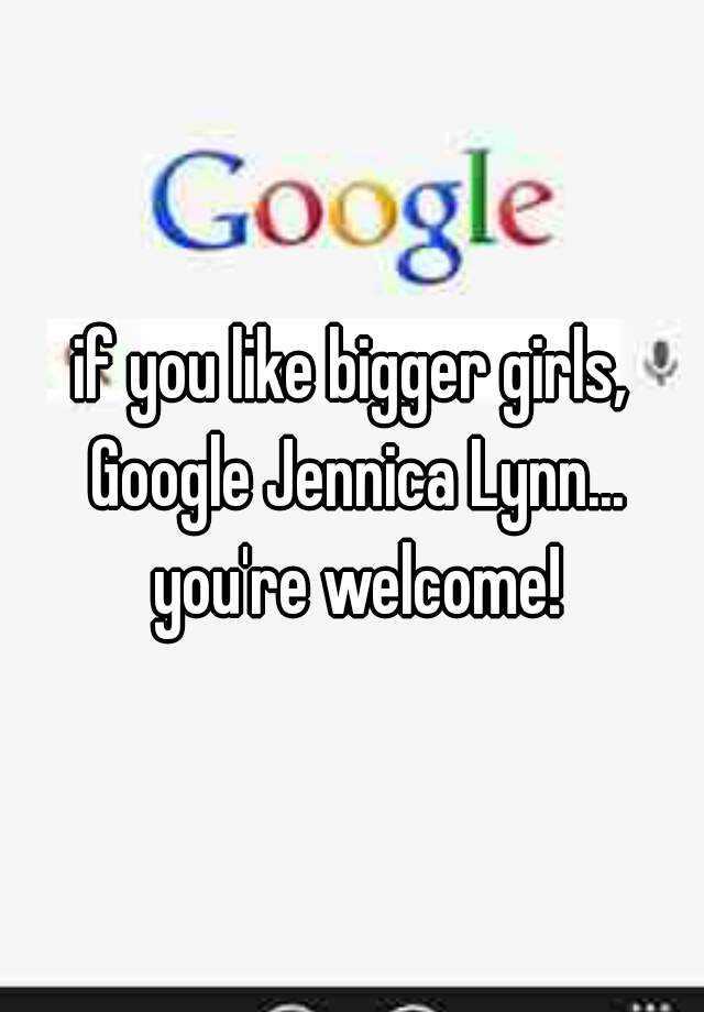 Lynn pics jennica Jennica Lynn