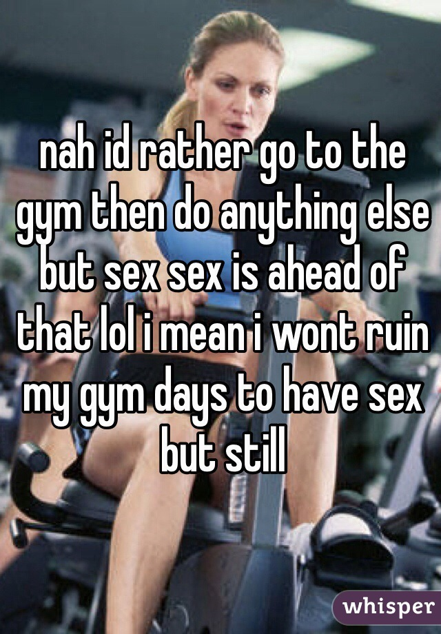 Have sex then gym, sexy girls in gamer swimsuits