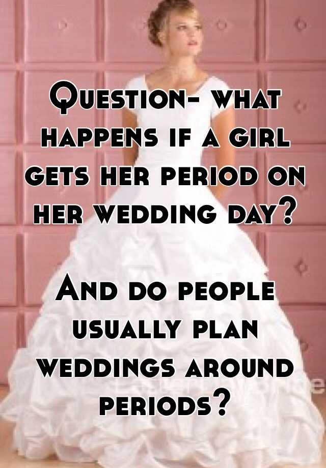 what happens if a girl