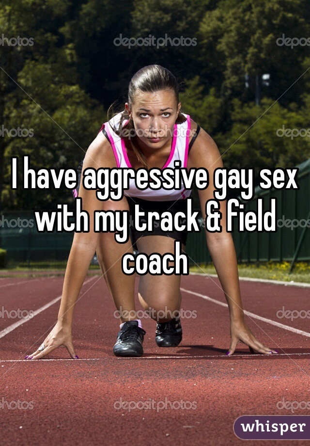 Coaches and athletes having sex