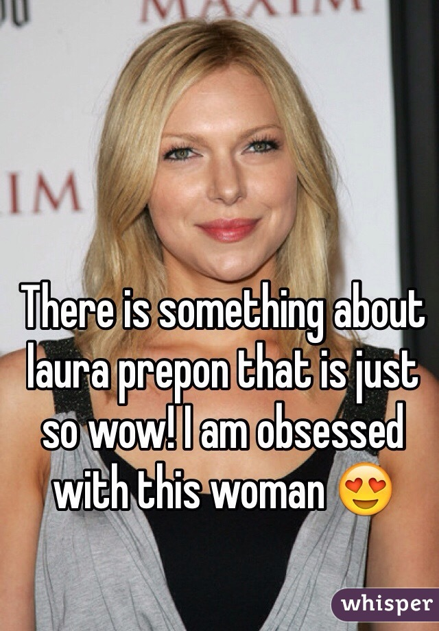 There is something about laura prepon that is just so wow! I am obsessed with this woman 😍