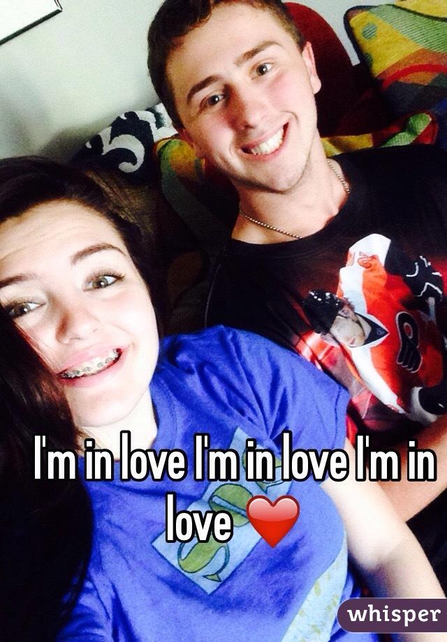 I'm in love I'm in love I'm in love ❤️