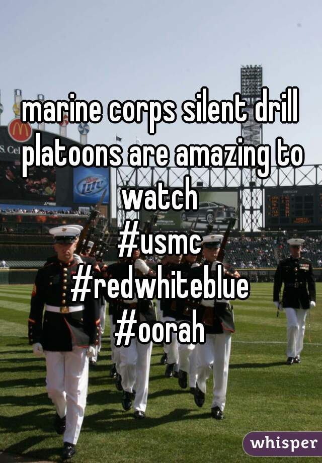 marine corps silent drill platoons are amazing to watch   #usmc #redwhiteblue #oorah