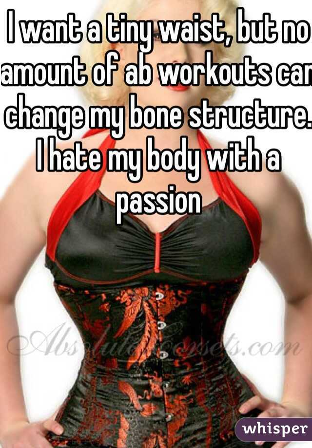 I love working out because it makes me feel good!
