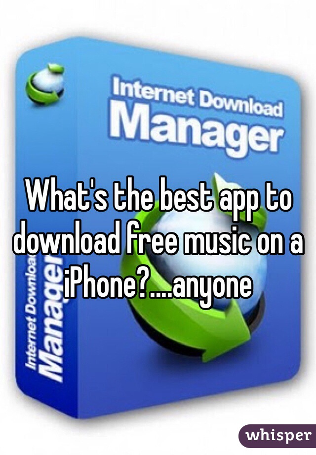 What's the best app to download free music on a iPhone?....anyone