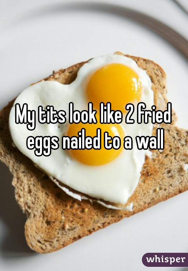 2 Fried Eggs