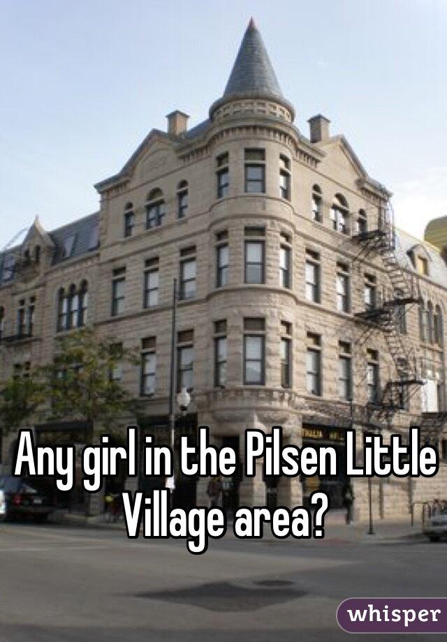 Any girl in the Pilsen Little Village area?