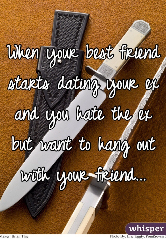 Start dating your best friend