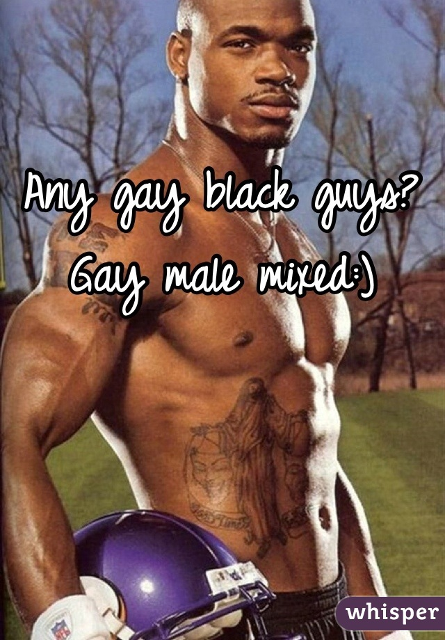 Gay black guys pictures