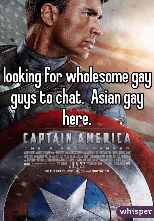chat gay americain