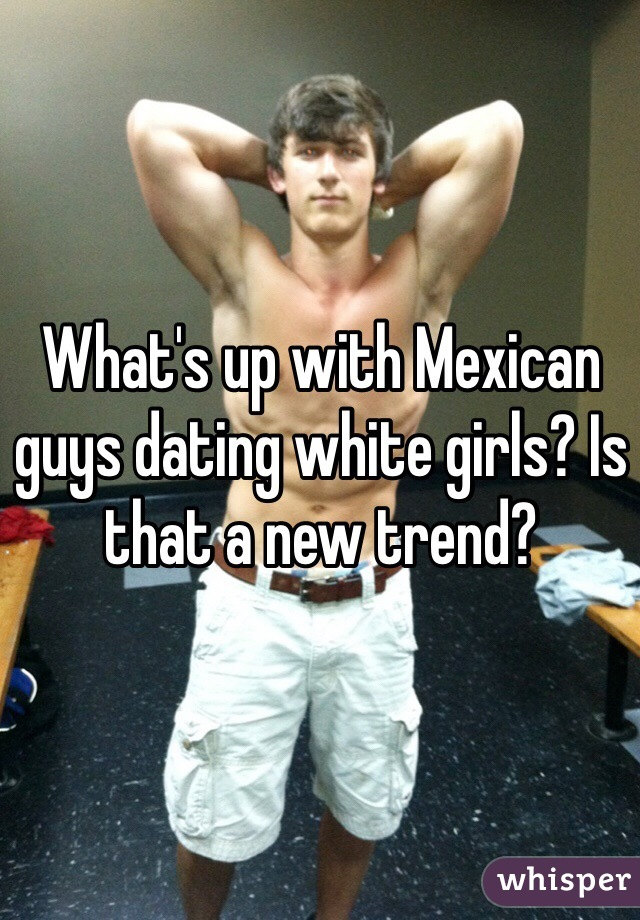Things to know about dating a white guy