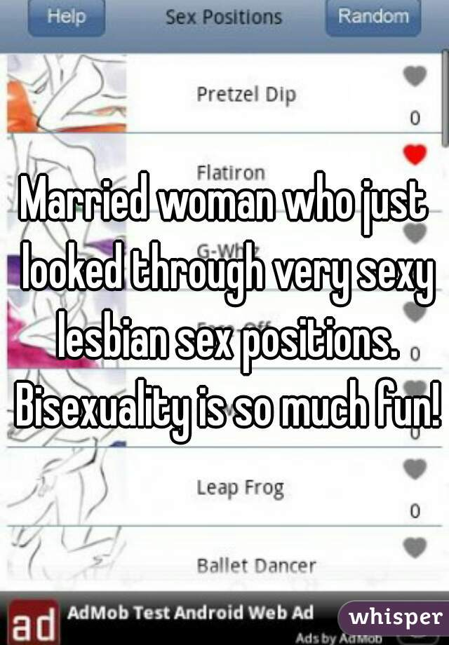 Sexy lesbian sex positions