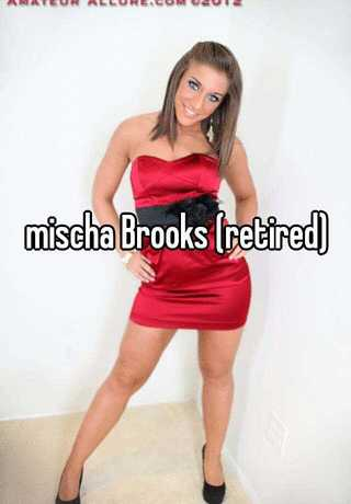 Mischa Brooks naked 575