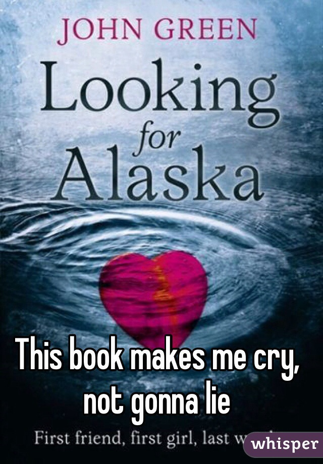"""looking for alaska notes Supersummary, a modern alternative to sparknotes and cliffsnotes, offers high-quality study guides for challenging works of literature this 82-page guide for """"looking for alaska"""" by john green includes detailed chapter summaries and analysis covering 58 chapters, as well as several more in-depth sections of expert-written literary analysis."""