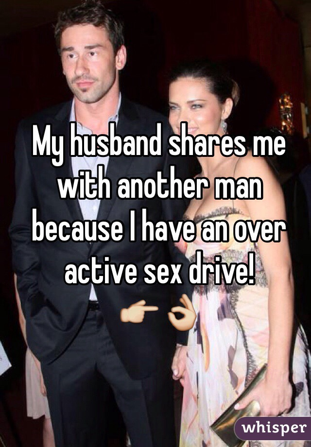 Over active sex drive