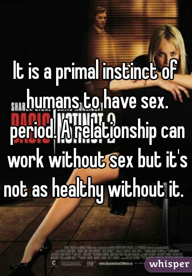 Can a marriage work without sex