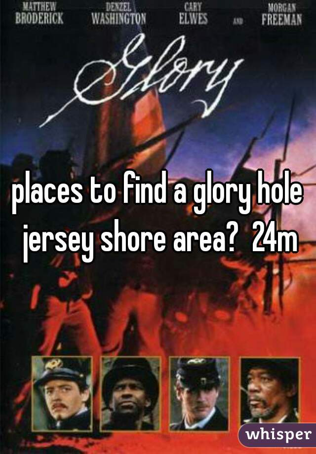 Remarkable, rather glory hole in jersey new