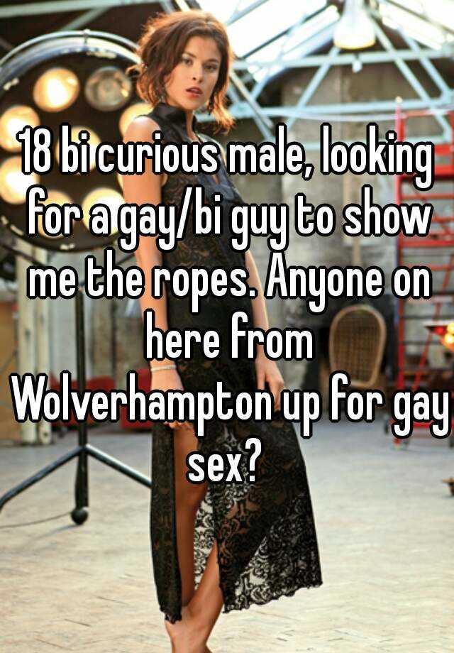 Gay sex in wolverhampton