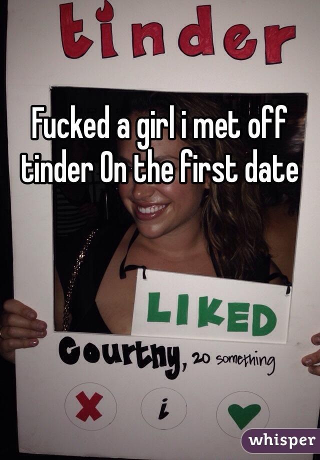 Fucking Hot Tinder Date