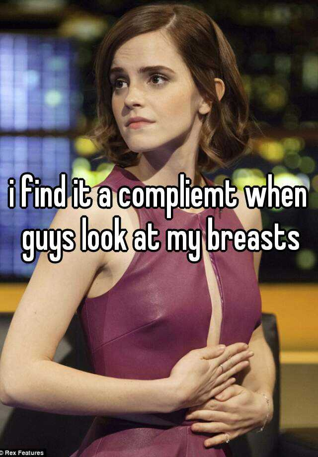 My look breasts at 13 Things