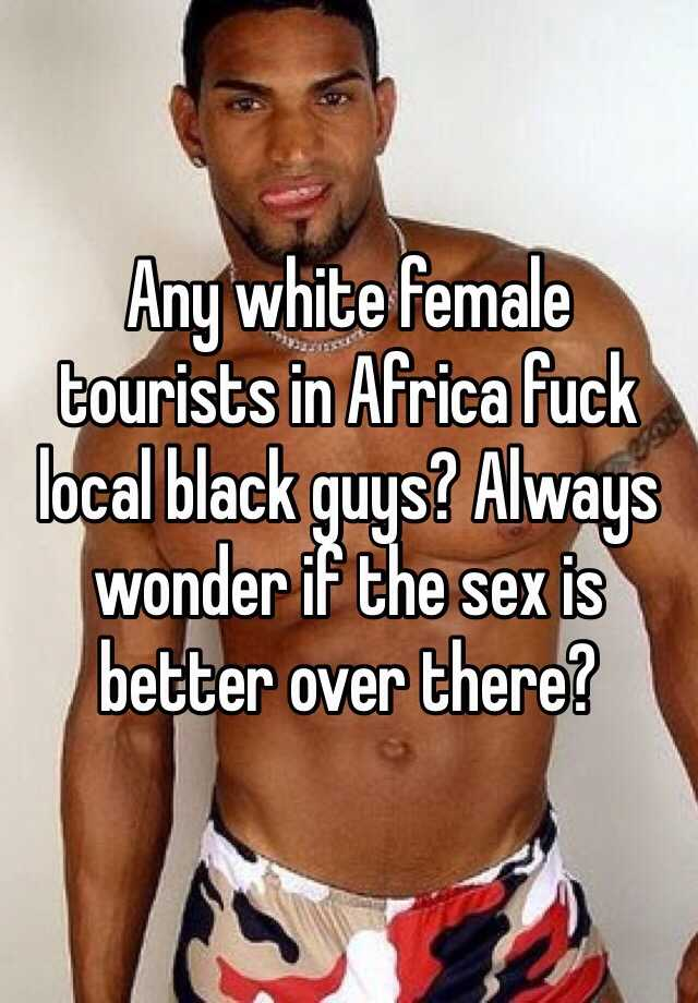 Fuck local guys