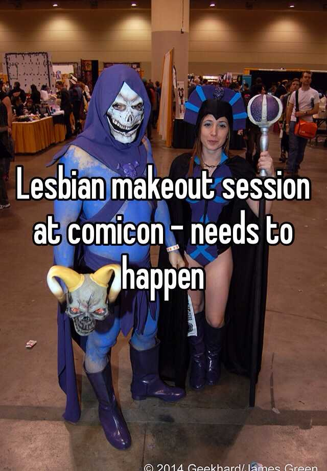 Lesbian Make photoshoot